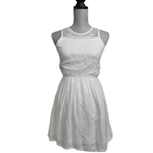 14-16 YEARS DEX, Soft Cotton, White Lace